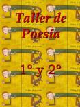 Muestra Taller de Poesía.