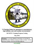 To convey detailed information on the Marine Corps Mountain