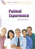 Patient Experience: What does this mean? | Beyond Philosophy Consultancy