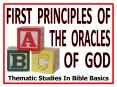 Thematic Studies In Bible Basics
