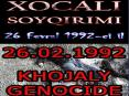 At the beginning of my presentation I would like to notes that today Azerbaijan people are in mourning of their Khojali tragedy. So on 25th-26th of February 1992 Armenian Army captured Azeri town of Khojaly in northern Karabagh. Over 800 civilians were