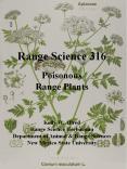 A Friendly Tour of Common New Mexico Poisonous Plants