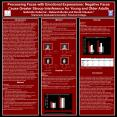 Processing Faces with Emotional Expressions: Negative Faces Cause Greater Stroop Interference for Young and Older Adults Gabrielle Osborne1, Deborah Burke and David Clausen 2 1Claremont Graduate University.2 Pomona College.