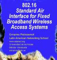 802.16 Standard Air Interface for Fixed Broadband Wireless Access Systems