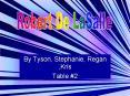 By Tyson, Stephanie, Regan ,Kris