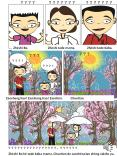 Afterschool at International School in China Comic Book