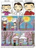 Afterschool at the International School in Colombia Comic
