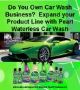 Do You Own Car Wash Business_ Expand Your Product Line With Pearl Waterless Car Wash