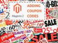 How to add coupon codes in Magento 2.0