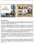 Travel Guide for Chittorgarh : Grandest estate of Rajputana
