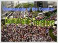 Demography of the Country: Demographic Transitions