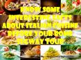 Know Some Interesting Facts about Italian Cuisine before your Rome Segway Tour