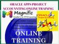 Live Oracle Apps Project Accounting online training by Real time experts