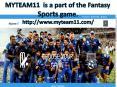 Fantasy Cricket | My Team 11 | Live Cricket Score