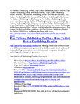 Pop Culture Publishing Profits review and MEGA $38,000 Bonus - 80% Discount