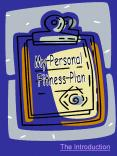 Personal Fitness  Webquest