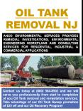 Oil Tank Removal NJ