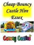 Cheap Bouncy Castle Hire Essex