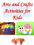 Arts and Crafts Activities for Kids