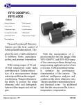 RPS-3000PVC & RPS-4000 Ultrasonic Level Sensor