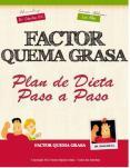FACTOR QUEMA GRASA GRATIS COMPLETO EN ESPAÑOL