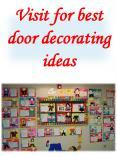 Visit for best door decorating ideas