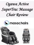 Ogawa Active SuperTrac Massage Chair Review