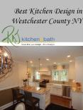Best Kitchen Design in Westchester County NY