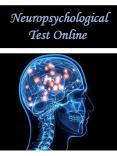 Neuropsychological Test Online