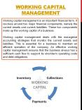working capital management (1)