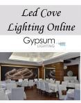 Led Cove Lighting Online