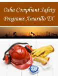 Osha Compliant Safety Programs Amarillo TX