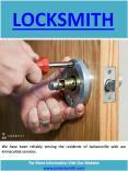 Locksmith in Jacksonville FL (1)