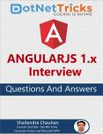 AngularJS Interview Questions and Answers Book