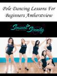 Pole Dancing Lessons For Beginners Amherstview