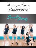 Burlesque Dance Classes Verona