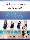 Adult Dance Lessons Harrowsmith