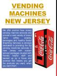 Rent vending machines NJ