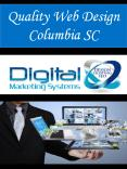 Quality Web Design Columbia SC
