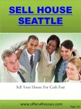 Sell House Seattle