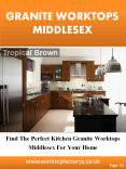 Granite Worktops Surrey