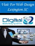 Visit For Web Design Lexington SC