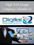 High Web Design Company Columbia SC