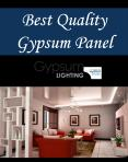 Best Quality Gypsum Panel