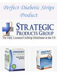 Perfect Diabetic Strips Product