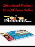 Educational Products Store Alabama Online