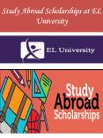 Study Abroad Scholarships at EL University