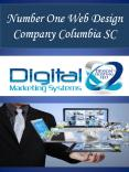 Number One Web design company Columbia SC