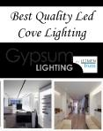 Best Quality Led Cove Lighting