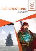 Pepcreations Studio - Innovative Animation Studio - Brouchure